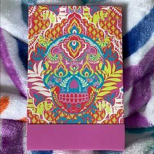 Vera Bradley Matchbook Notebook & Pencil Set. NWT